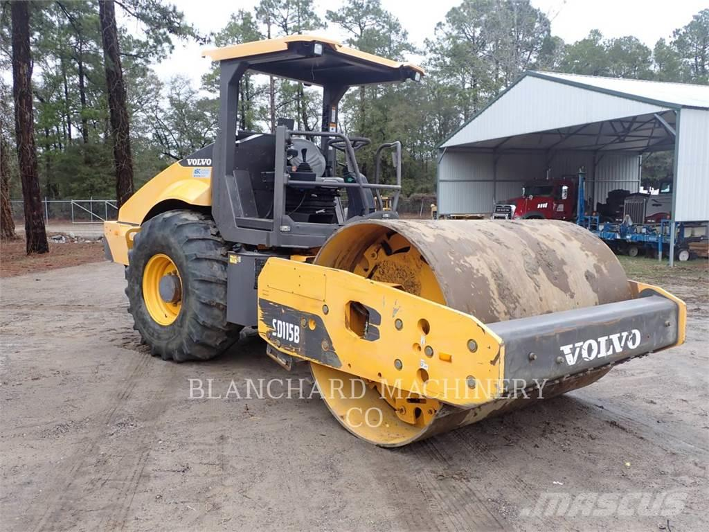 Volvo CONST. EQUIP. NA, INC. SD1151B