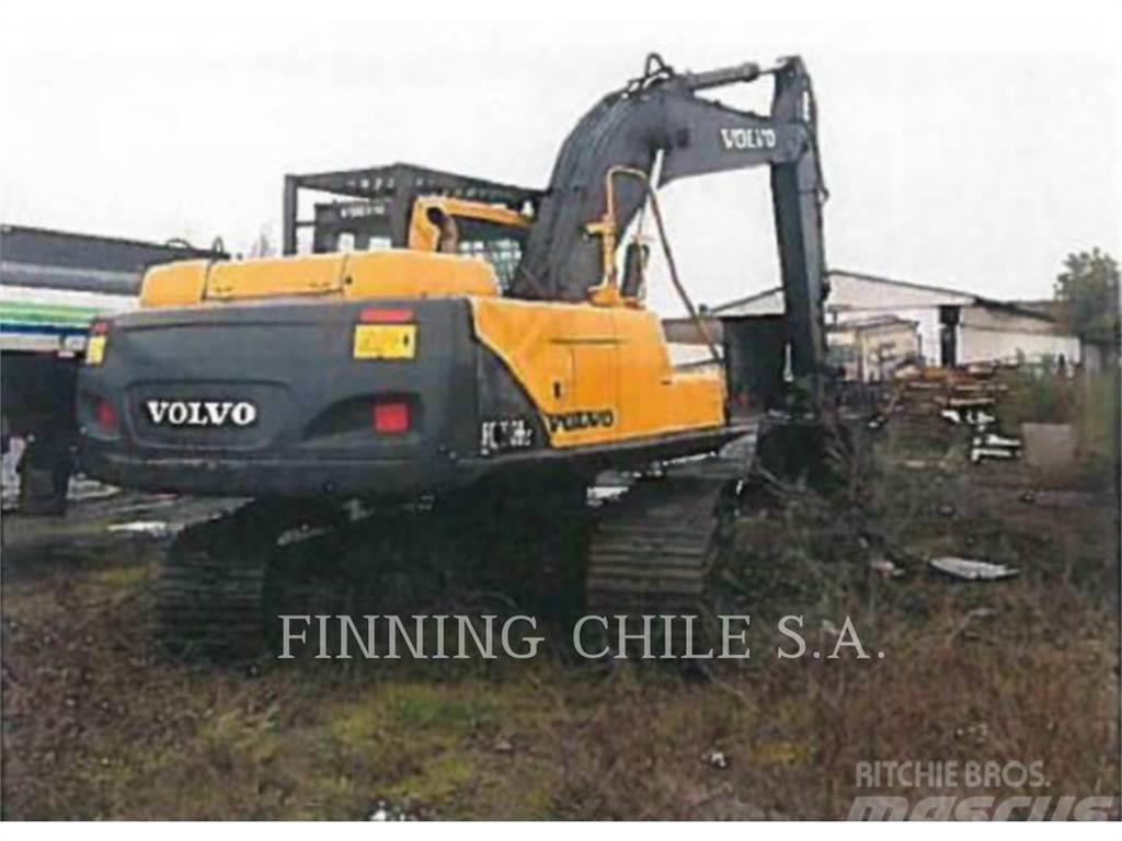 Volvo EC210B LC