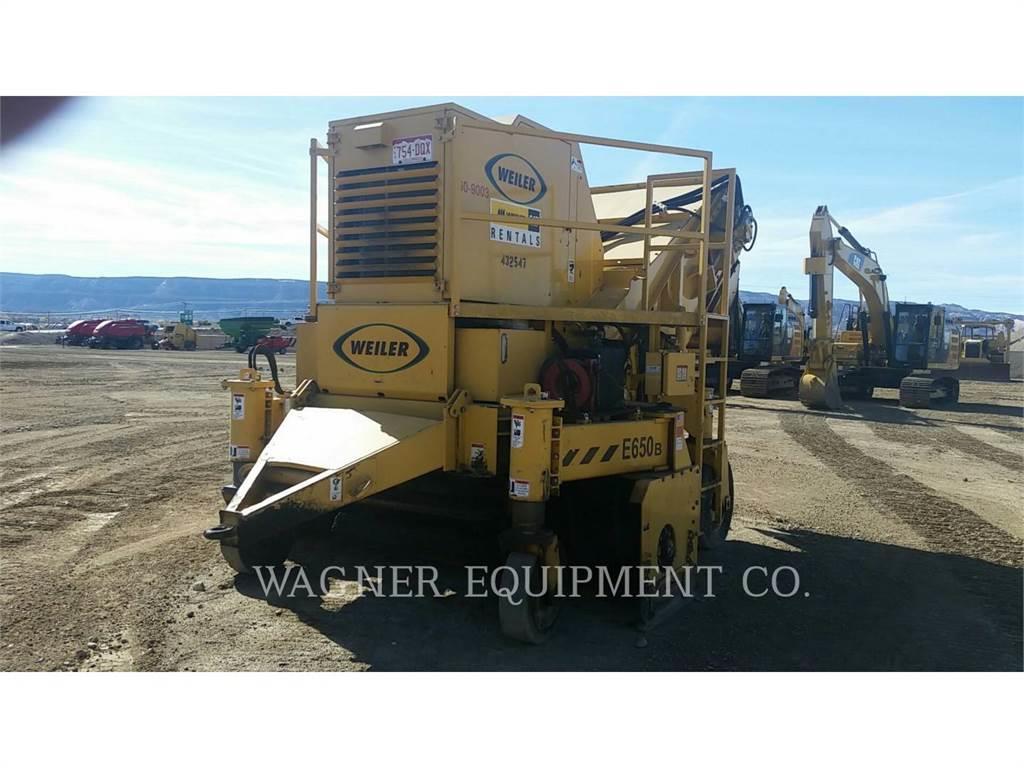 Weiler E650B