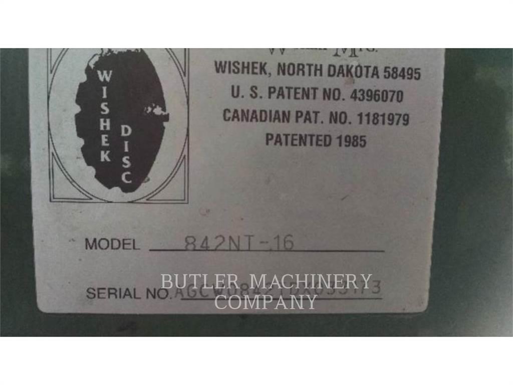 Wishek STEEL MFG INC 842NT-16