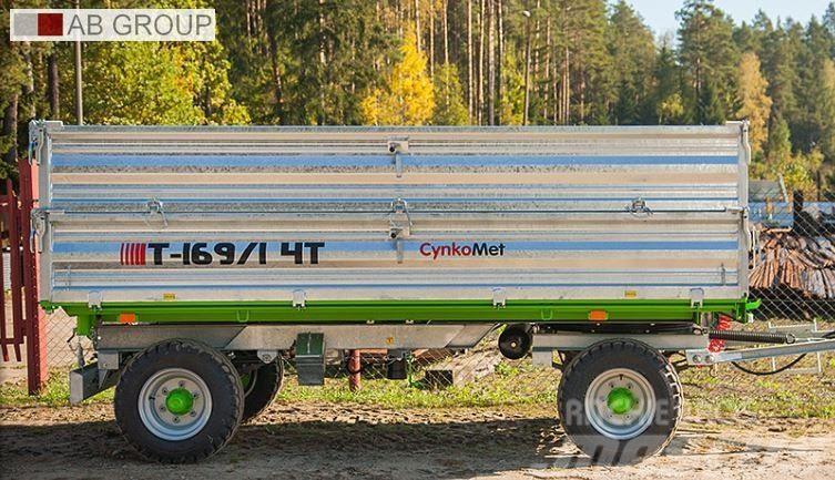 [Other] CynkoMet Farm trailer/Przyczepa T-169/1 4 T/Remolq