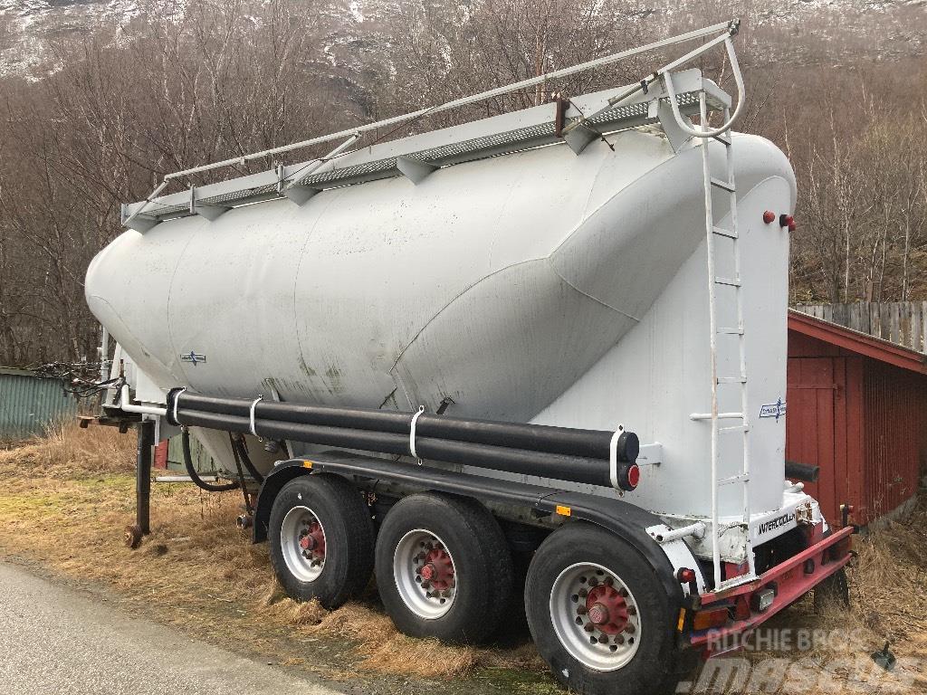 Spitzer Bulk Tank