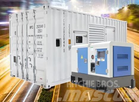 Javac 40 tot 250 KVA Generator - Aggregaat - Noodstroom