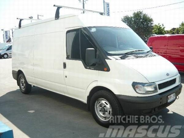 Ford Transit Mid LWB VH