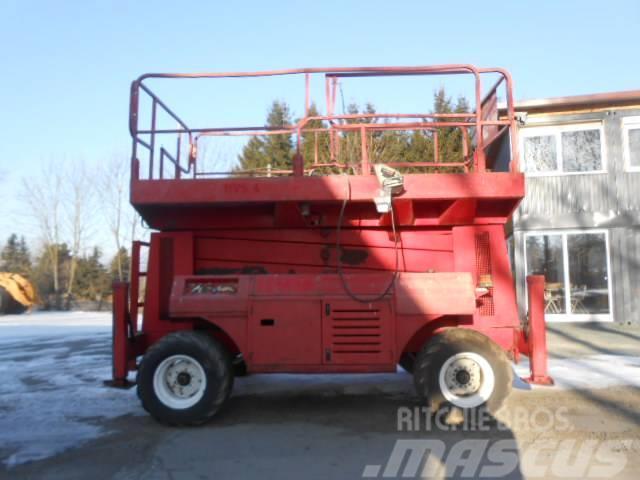TKD MEC 145-18D 4WD