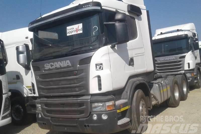 Scania R460 LA 6x4 MSZ