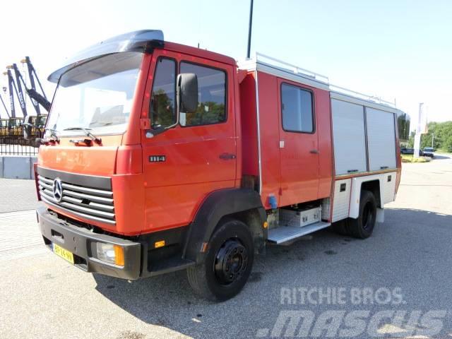Mercedes-Benz 1114 FireTruck