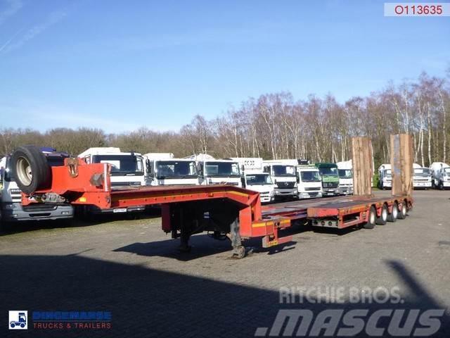 Faymonville Semi-lowbed trailer 9.2 m / 65 t + ramps