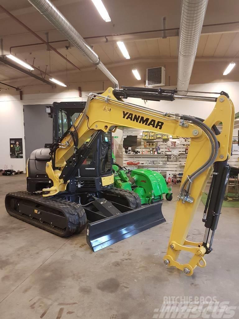 Yanmar ViO57-6
