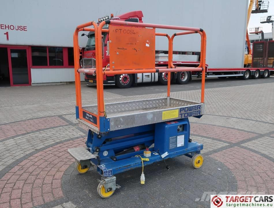 Power Towers Power Tower Electric Work Lift 510cm