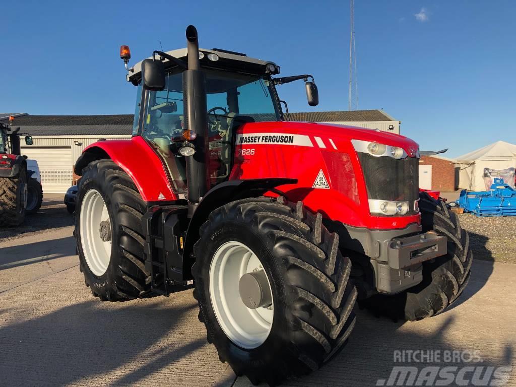 Massey Ferguson 7626 D6