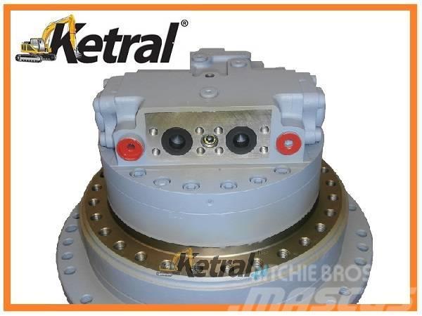 Hyundai R250NLC-7A Final Drive Travel motor XKAH-00901