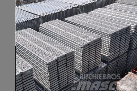 [Other] Podest stalowy,steel platform,stålplattform Stahlp