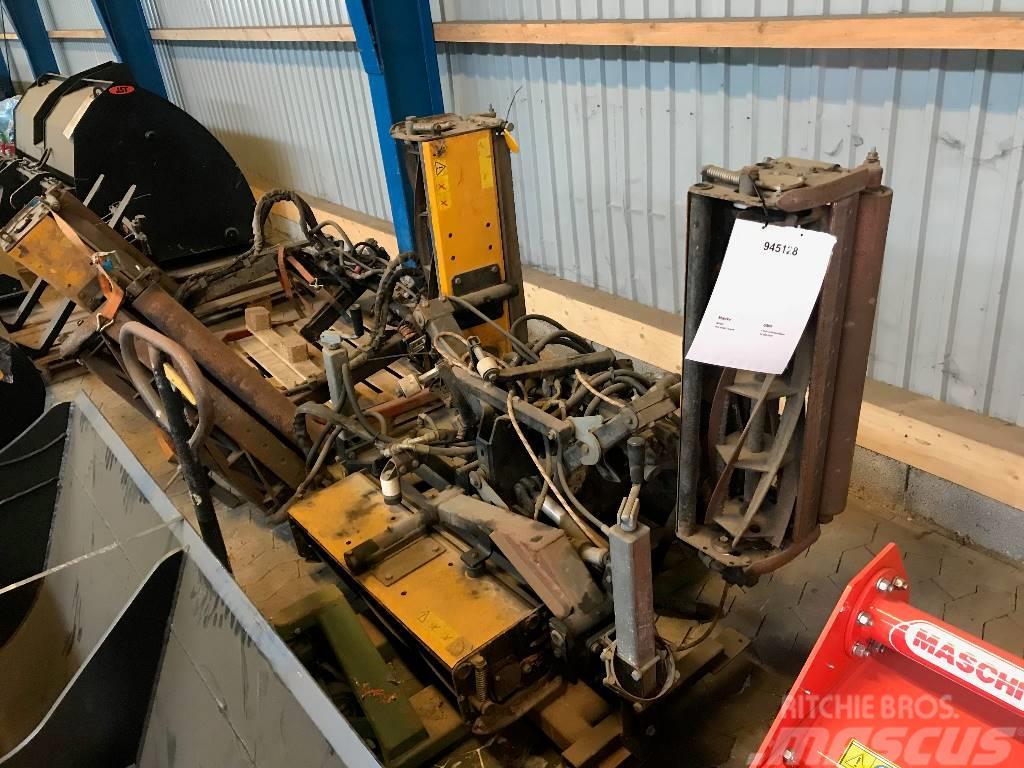 GMR 5 leds cylinderklipper