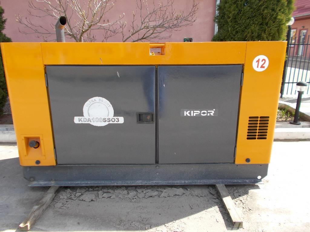 Kipor KDA100