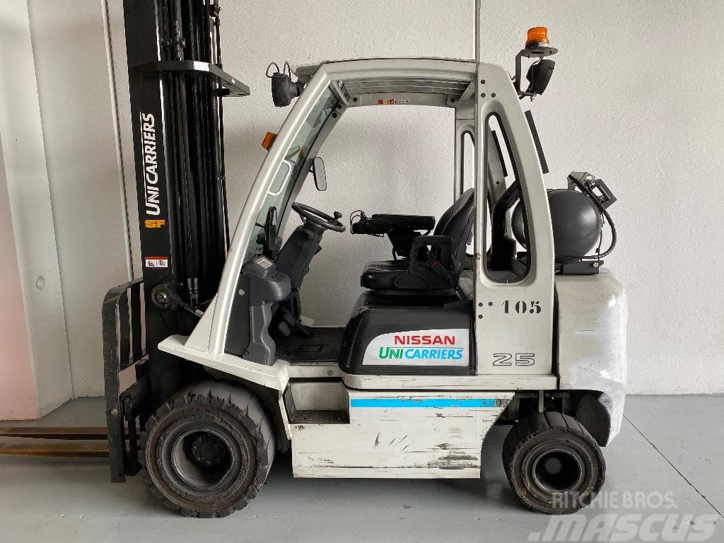 Nissan UNICARRIER U1D12A25LQ