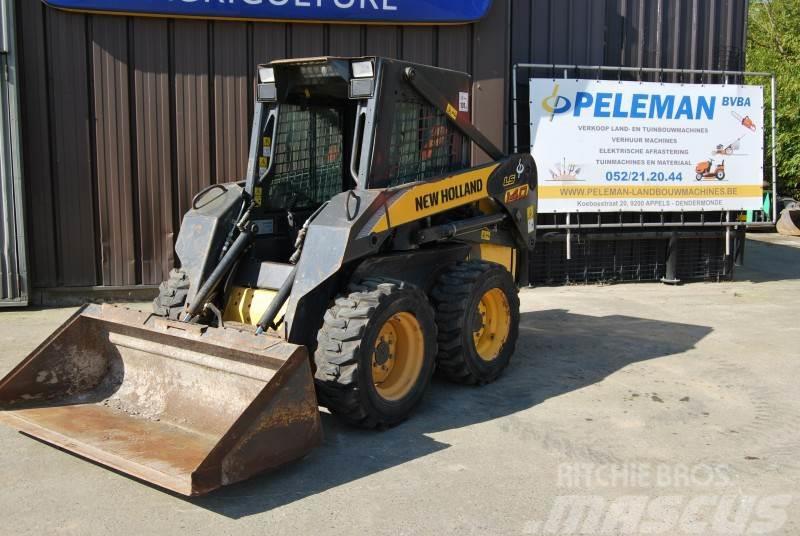 New Holland Construction LS140