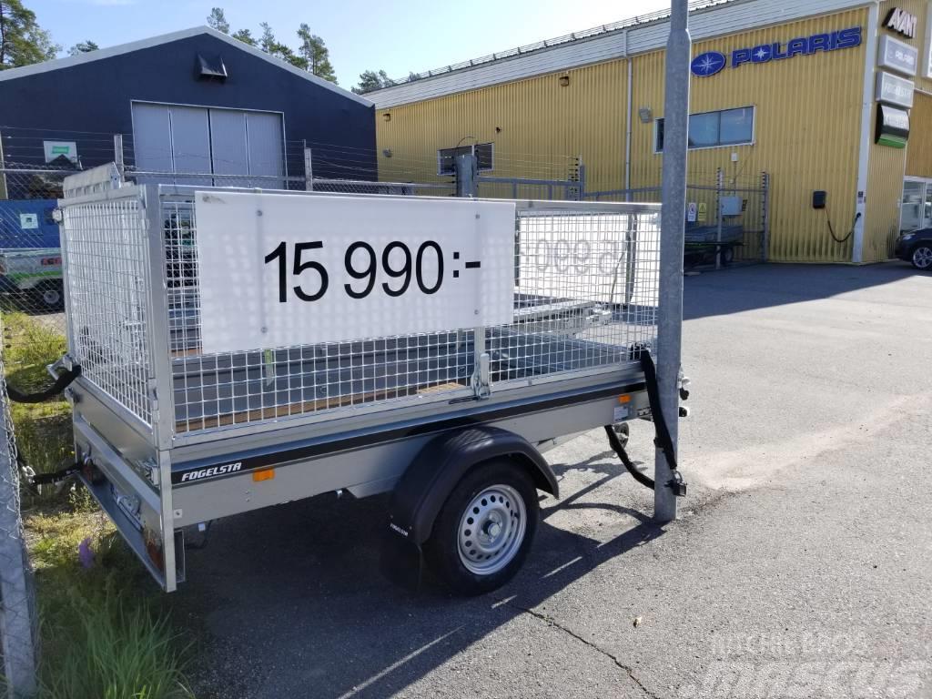 Fogelsta FS1425 750kg inkl Nätgrind 80cm KAMPANJ