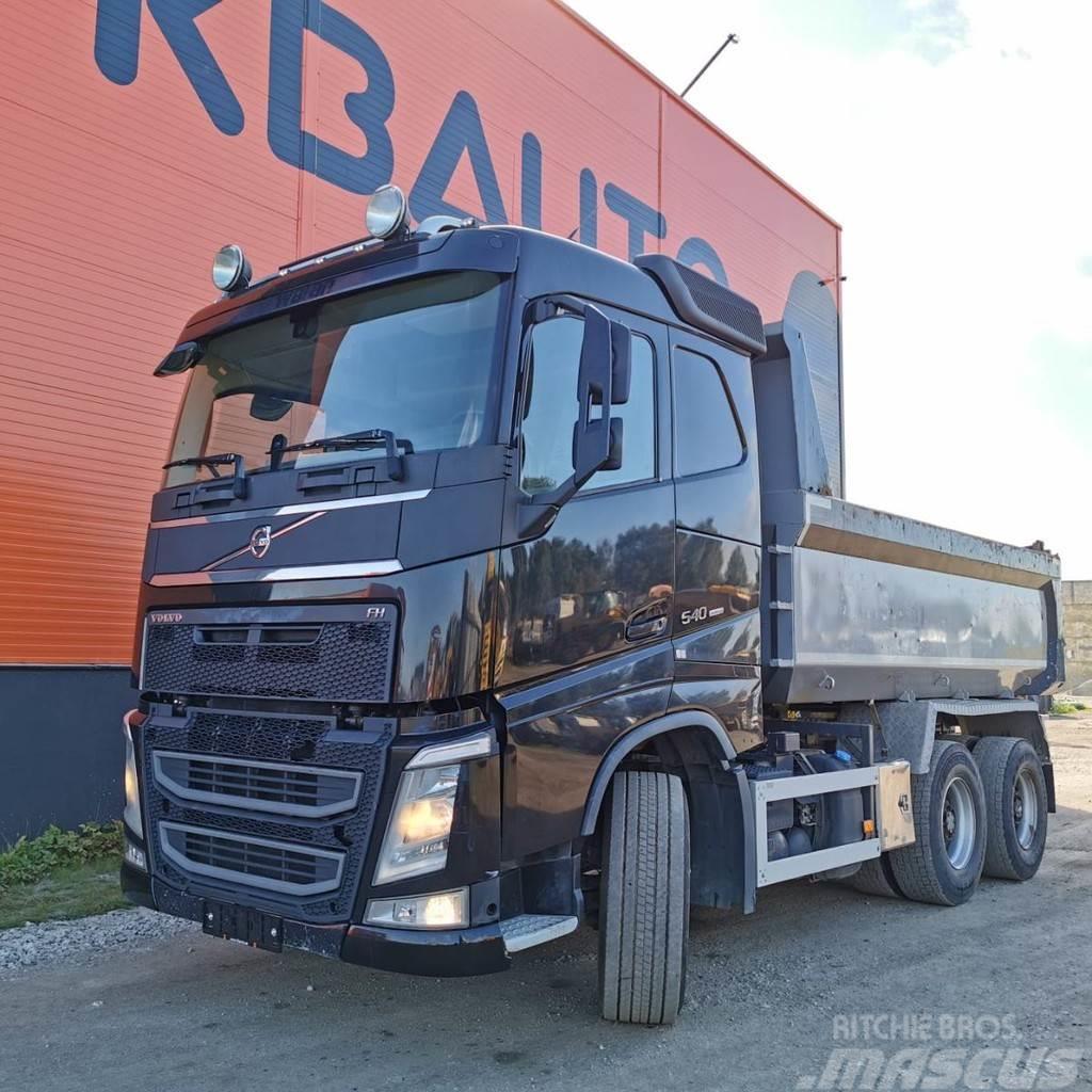 Volvo FH 540 6x4 Full Steel !
