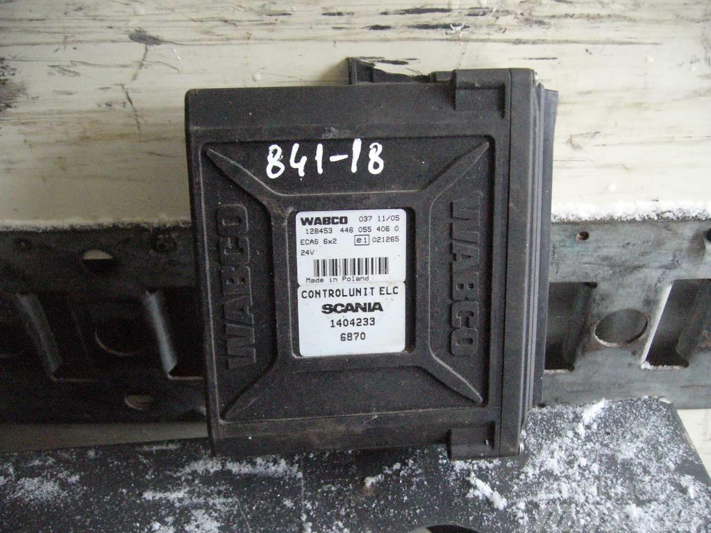 Scania 94 suspension control unit