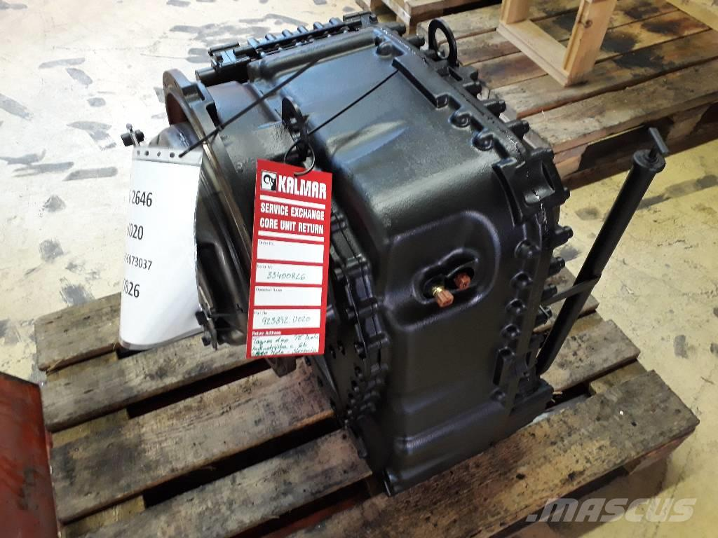 Used ZF -3wg171-4656073037 transmission for sale - Mascus USA