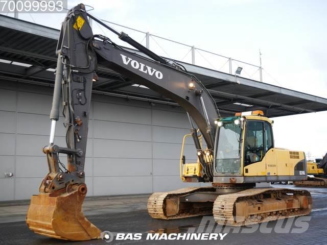 Volvo EC210C L Nice and clean condition