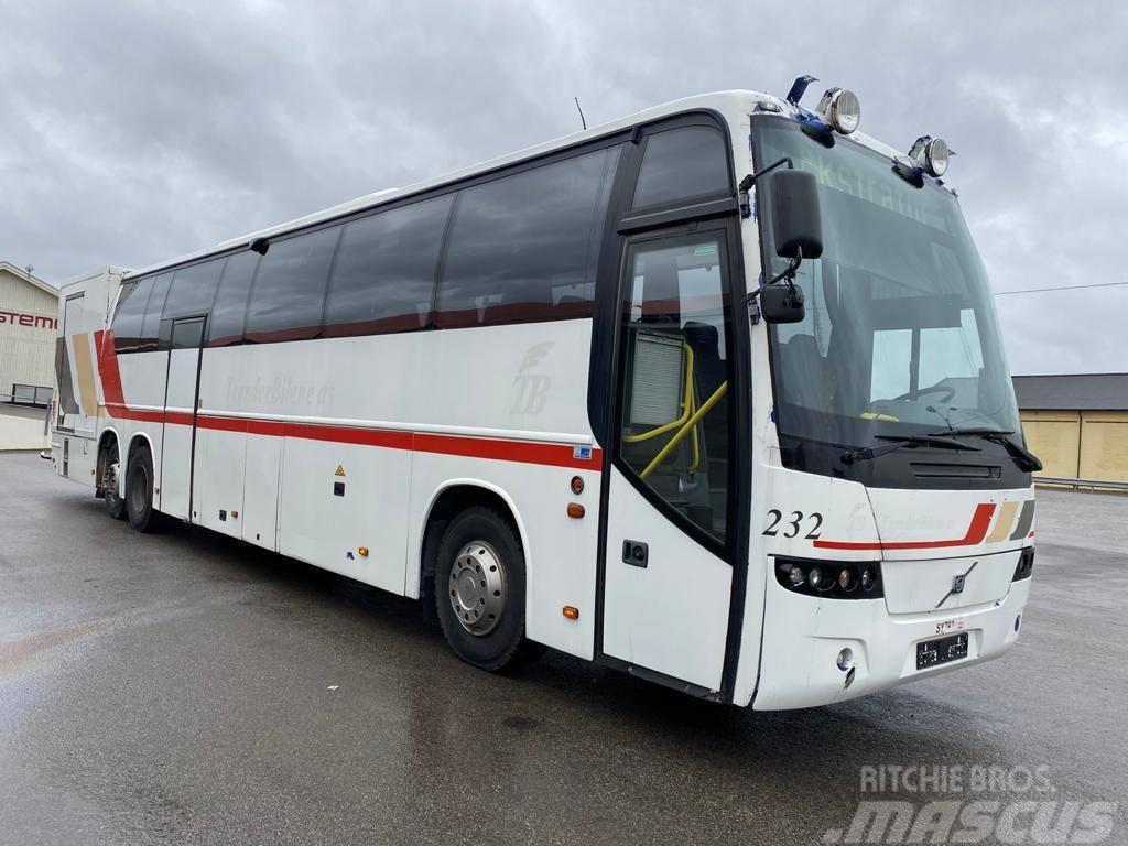 Volvo 9700H B12M Kombibus/Cargobus