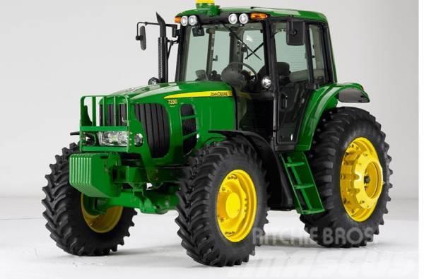 John Deere JD7330, 2013, Traktorer