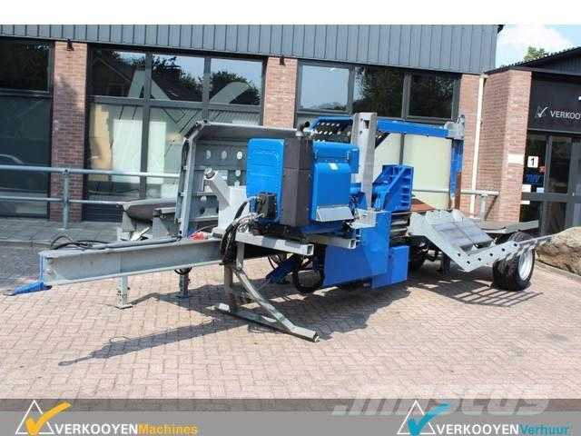 Binderberger SSG750 Hout kloofmachine including saw