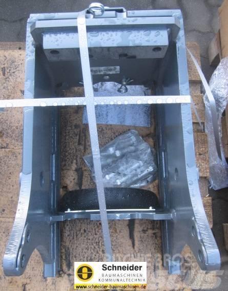 Scharmüller höhenverstellbarer Anhängebock M110/M135GX