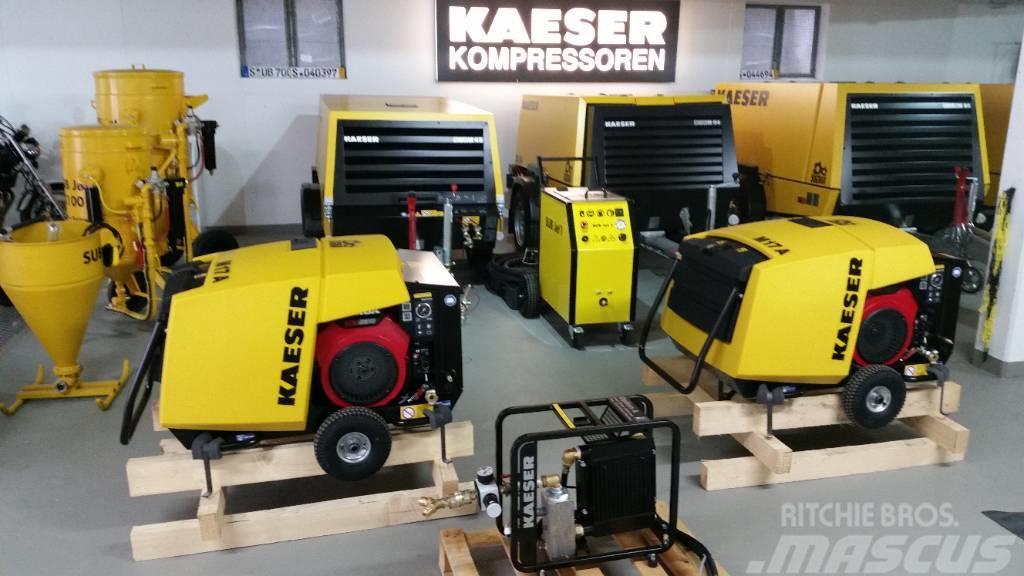 Kaeser M17 NEU - sofort verfügbar / Mietkauf ab € 145.-
