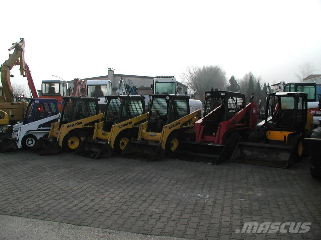 JCB - Bobcat - Komatsu - Cams - Gehl - Neuson etc.