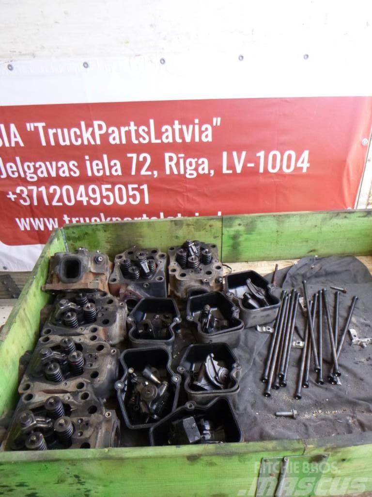 Scania R420 Nozzles set