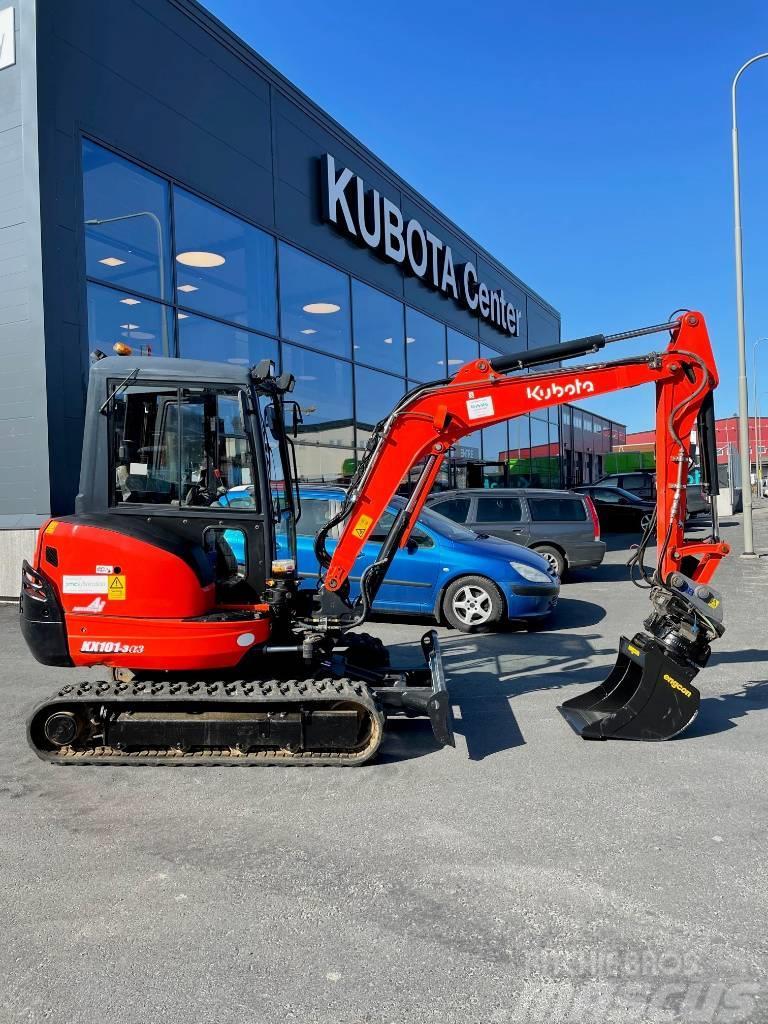 Kubota KX 101-3 A 2