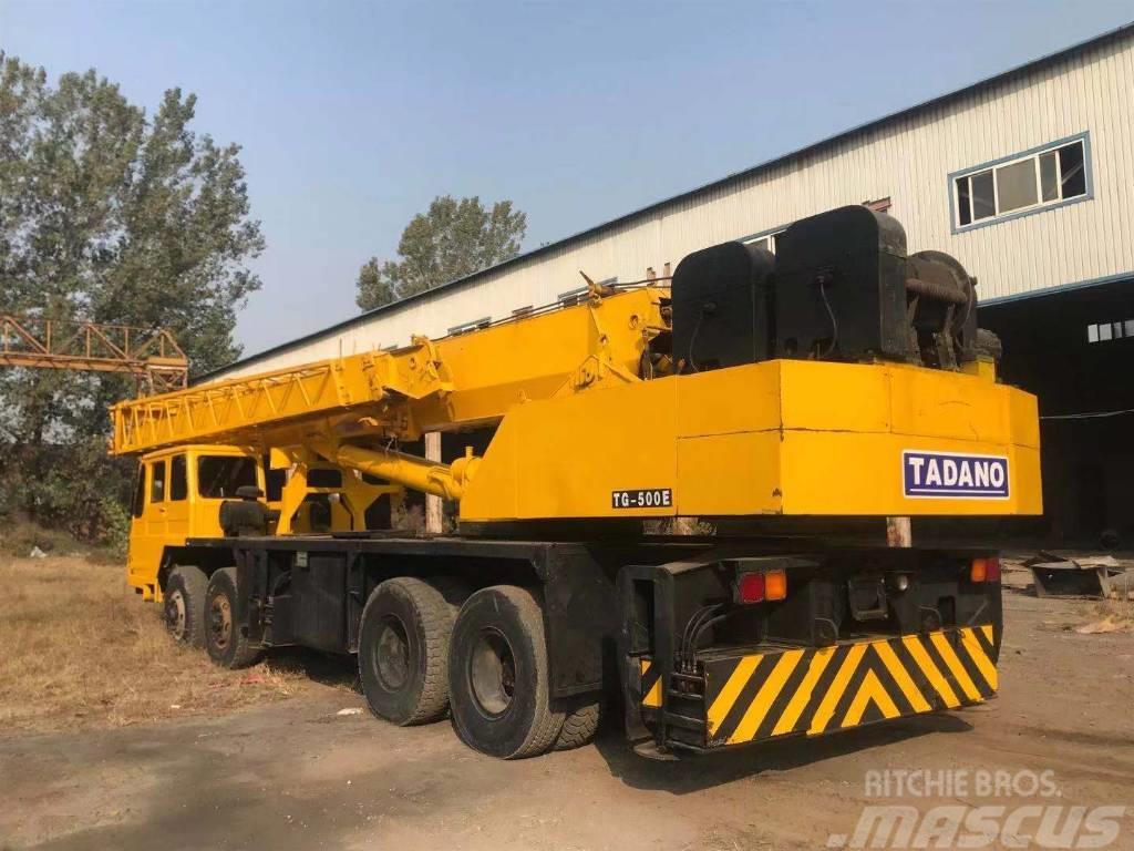 Tadano TG500E 50ton