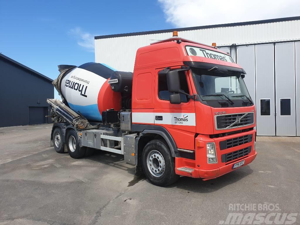 Volvo FM13 440 betongbil -08