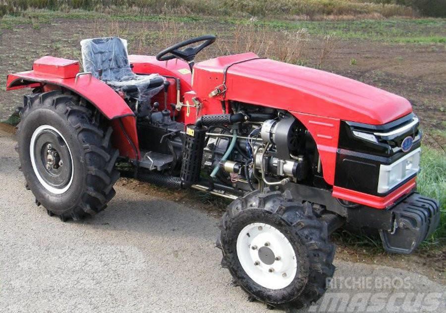 [Other] TY MINI Kinai traktor Agrosat TY 254 kis traktor 4