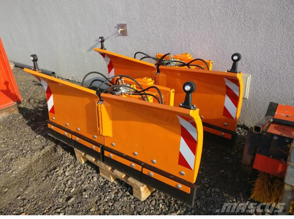 Hako Citymaster Two way Snow Plough Plow