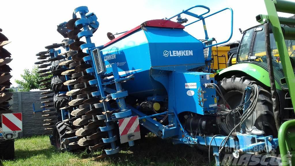 Lemken Compact-Solitair 9/600 K HD