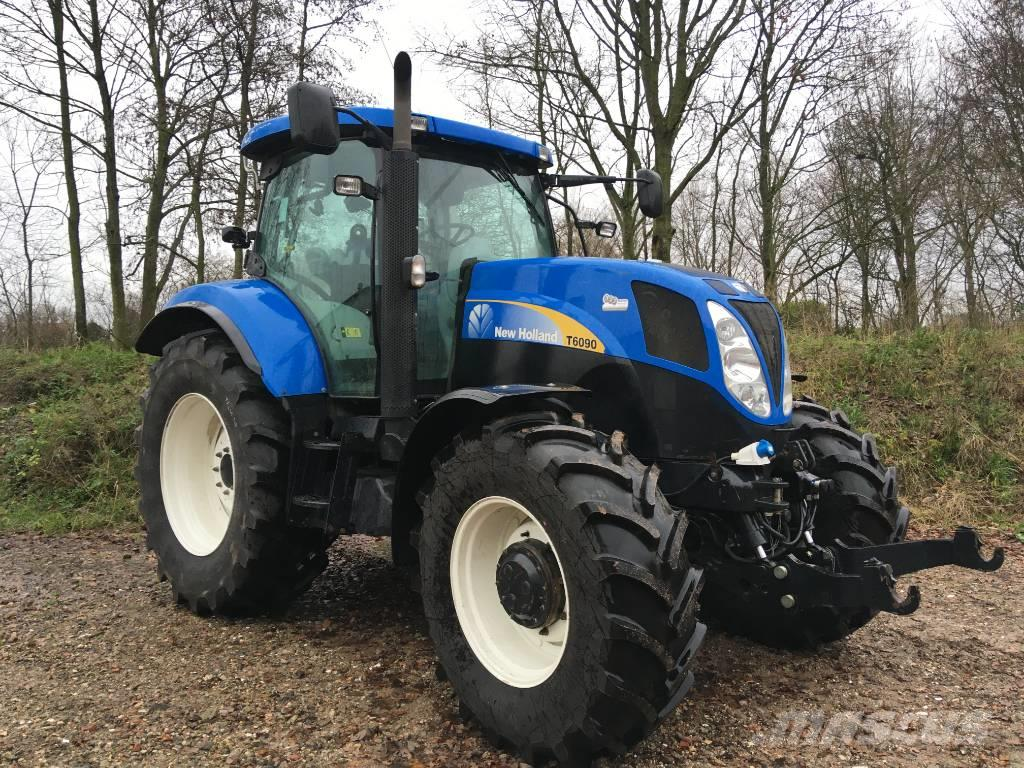 New Holland T6090 Power Command