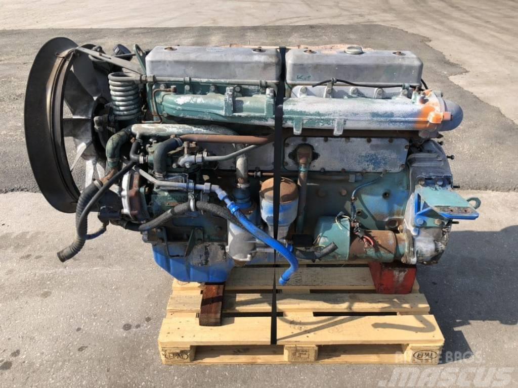 Scania ENGINE DS 11.14