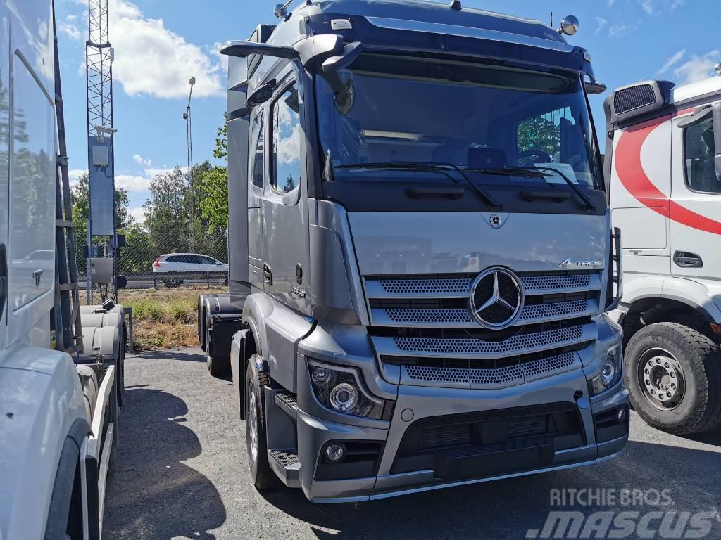 Mercedes-Benz Actros 2853