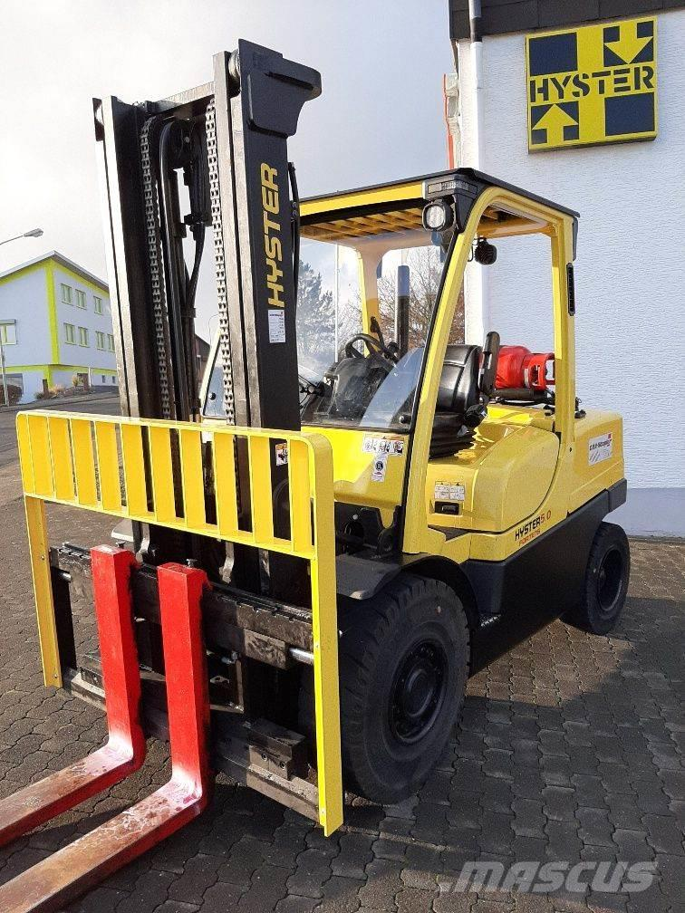 Hyster H5.0 FTG