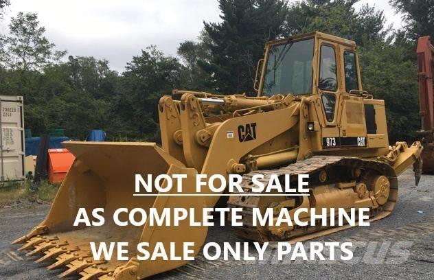 Caterpillar TRUCK LOADER 973 ONLY FOR PARTS