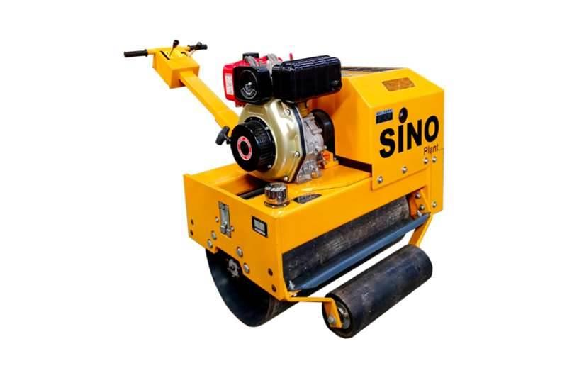 Sino Plant Single Drum Roller 400 Kg
