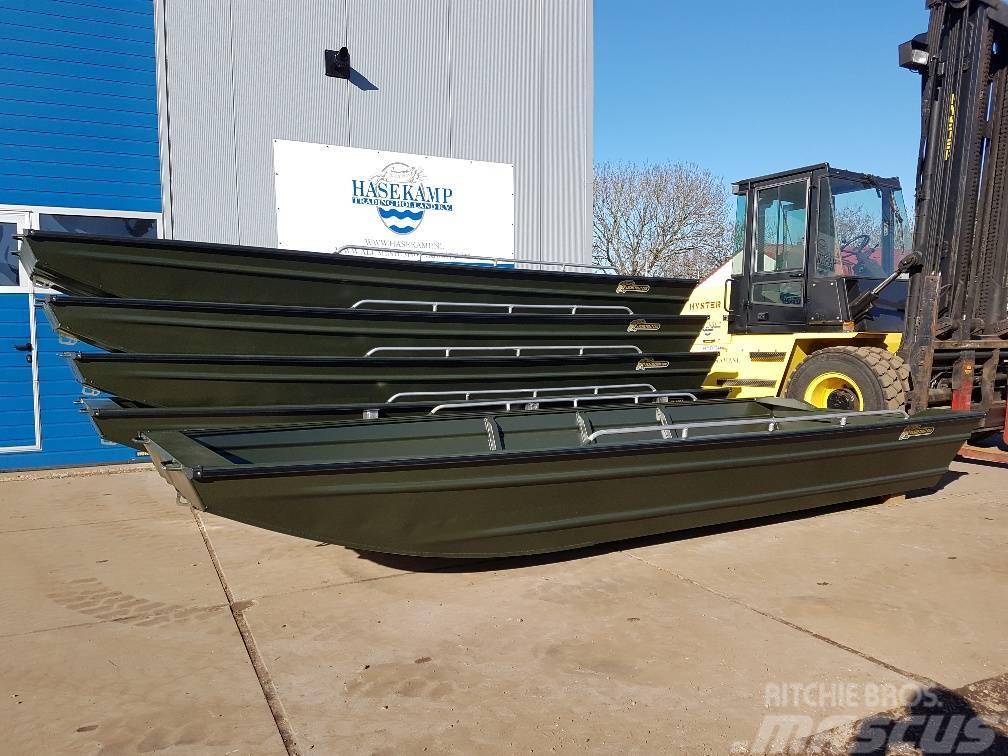 Hasekamp Assaultboat 510 Navy