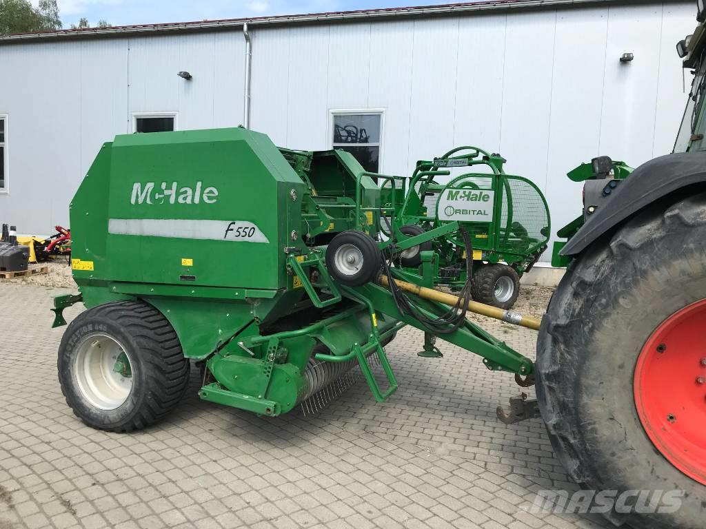 McHale F550