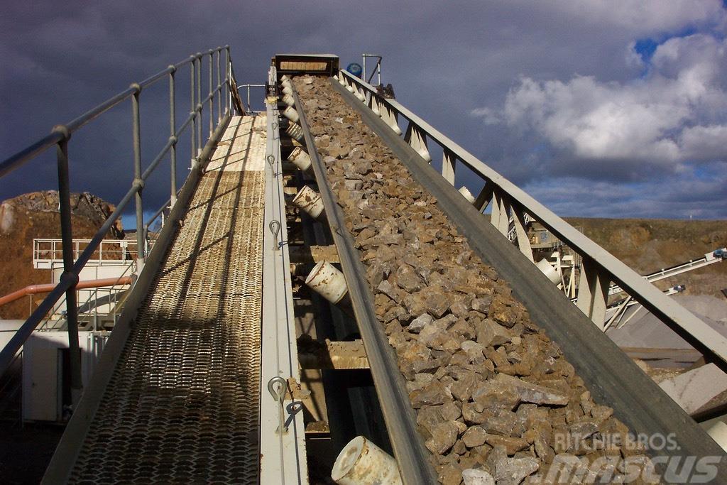 Kinglink Belt conveyor B1200 for rock crushing line