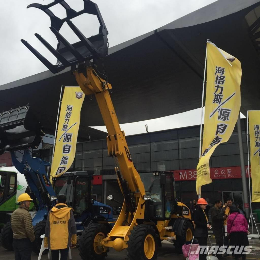 Heracles FRONT LOADER H580
