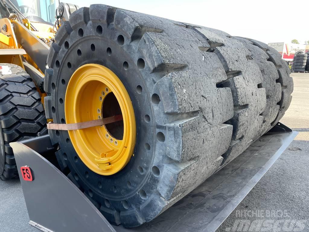 Volvo Kompakt hjul massiva punkteringsfria